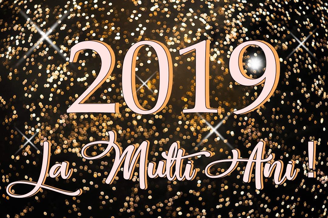 La Multi Ani 2019 - Julien POL Servicii SEO Romania